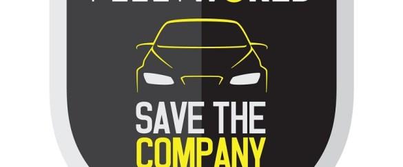 Save the Company Car logo