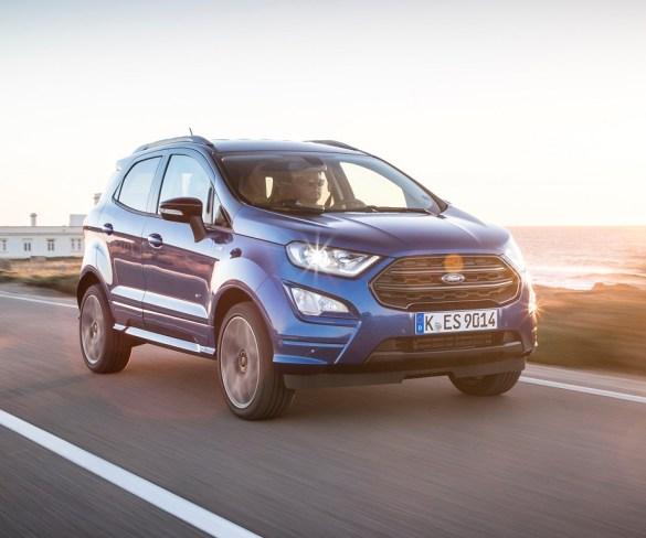 Road Test: Ford Ecosport ST-Line 1.0 EcoBoost (140PS)
