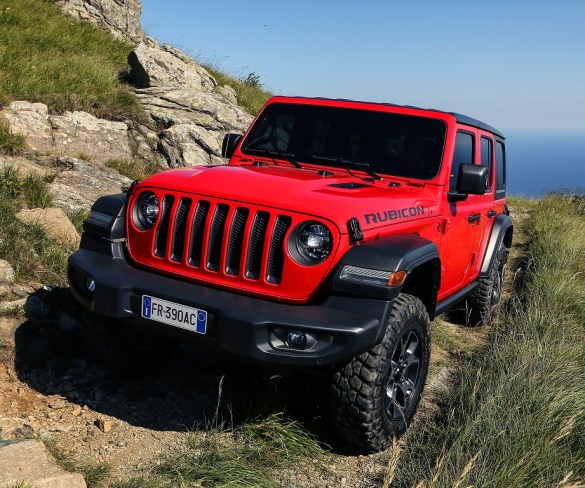 First Drive: Jeep Wrangler