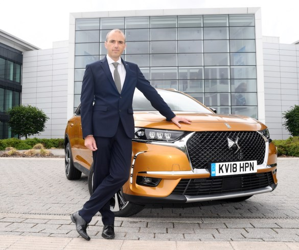 Rob Thomas joins DS Automobiles in new UK sales director role
