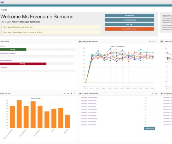Access real-time driver risk records with new solution
