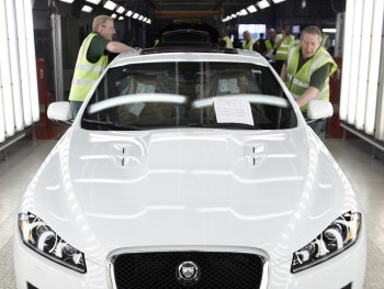 JLR is switching to a three-day week at its Castle Bromwich plant