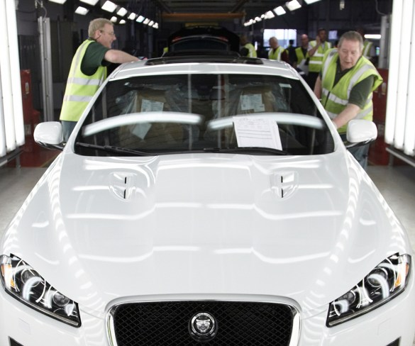 'Continuing headwinds' force JLR move to three-day week