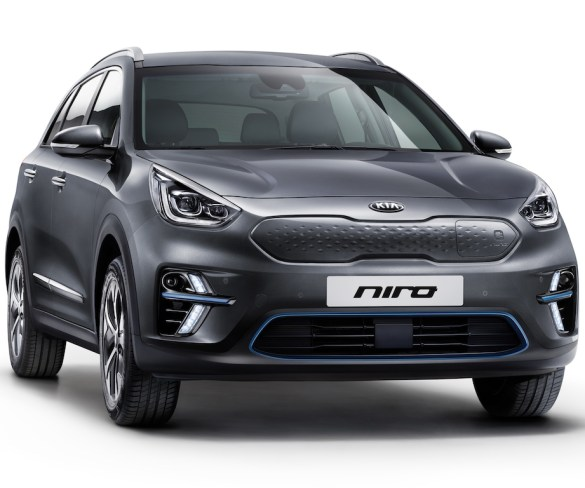 Kia e-Niro official range downgraded