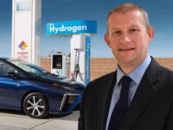 Arval's nationwide roadshow aims to educate fleets on hydrogen vehicles - Elliott Woodhead