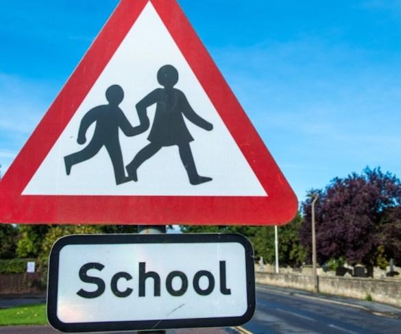 Motorists back crackdown on speeding outside schools
