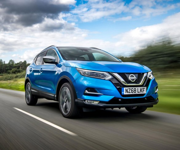 Nissan launches new 1.3-litre petrol in Qashqai