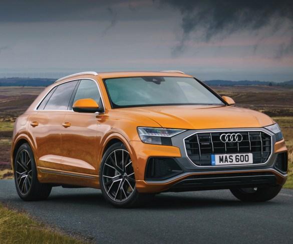 First Drive: Audi Q8