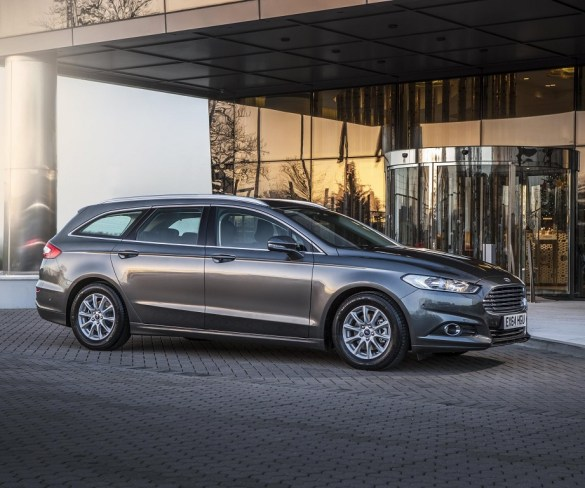 Ford to launch first hybrid Mondeo Estate