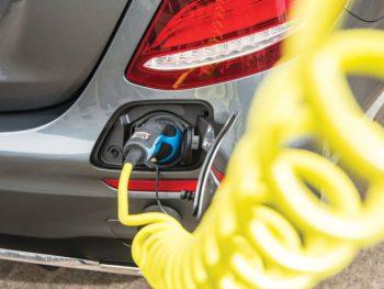 Plugged-in Electric Car