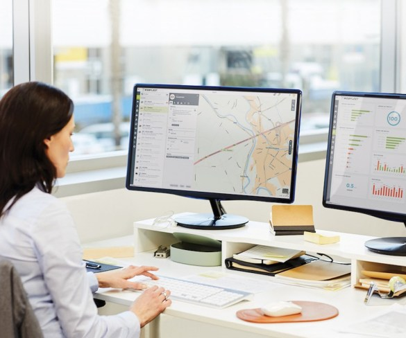 TomTom Telematics recognised by Berg Insight