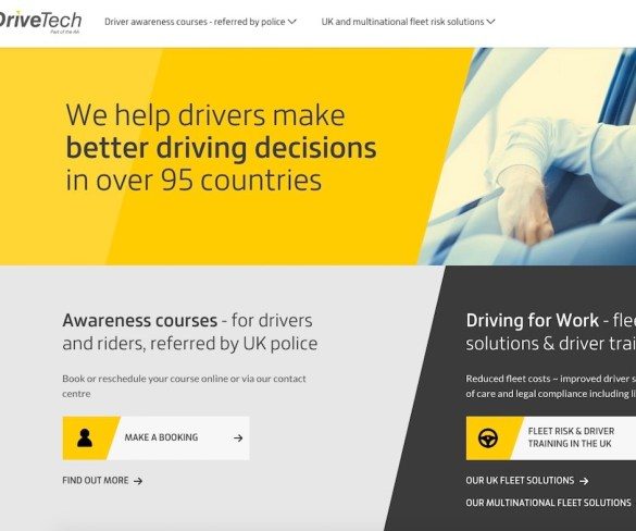 DriveTech to support Road Safety Week with tips and prize draw