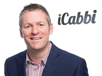 Gavan Walsh, founder and CEO, iCabbi