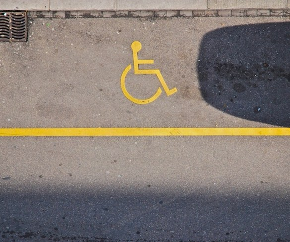 Drivers rack up £4m in fines for using disabled bays