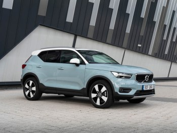 The XC40 is expected to serve as the company's stop-gap before the V40 is replaced