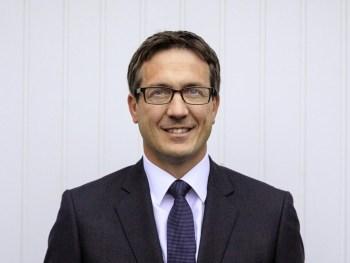 Ashley Andrew, managing director, Hyundai UK