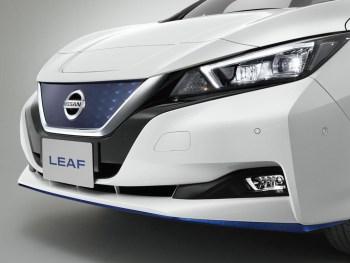 Nissan Leaf 3.ZERO e+ Limited Edition