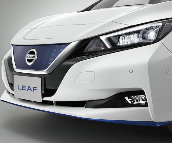 Nissan Leaf e+ brings 239-mile range