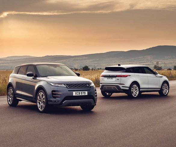 Spotlight: Range Rover Evoque