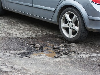 The Transport Committee and the Department for Transport are putting pressure on the Treasury for long term funding to tackle the blight of pot holes