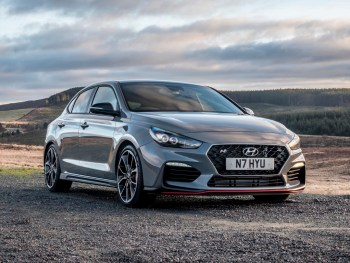 Hyundai i30 fastback N styling is now available on the 1.0-litre