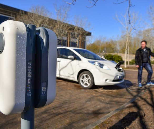 Arval EV charging sites to provide test ground for customers
