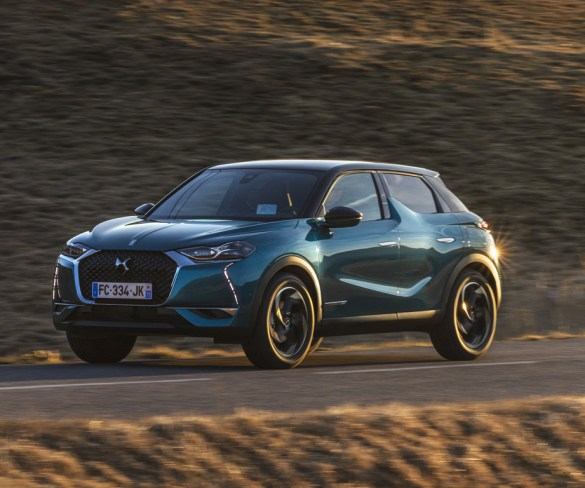 First Drive: DS 3 Crossback