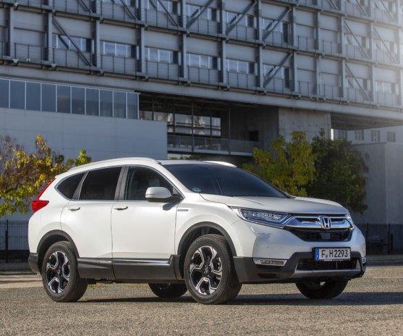 Honda UK accelerates Electric 2025 vision, with CR-V Hybrid