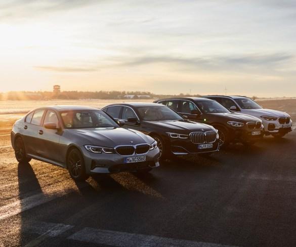 BMW plug-in hybrid portfolio gets new models and added electric range