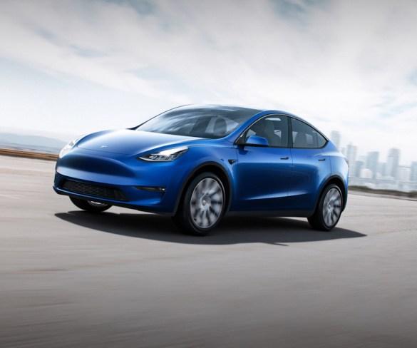 Tesla Model Y compact SUV to bring 300-mile range