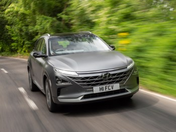 The new Hyundai Nexo gets an official WLTP-rated range of 414 miles and is priced at £65,995