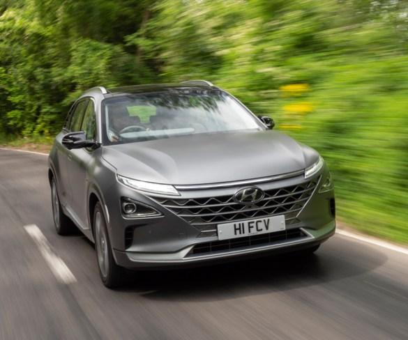 Prices announced for Hyundai Nexo hydrogen SUV