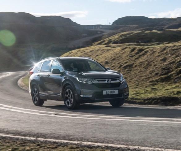 Road Test: Honda CR-V Hybrid 2WD