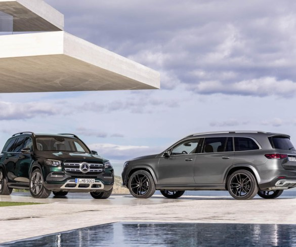 New Mercedes-Benz GLS aims to ruffle Range Rover feathers