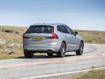 Volvo XC60 D4 FWD offers 129g/km CO2 and promises between 42.2 and 47.9mpg