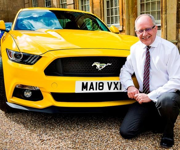 Ford boss highlights fleet safety role in new IAM RoadSmart Manifesto
