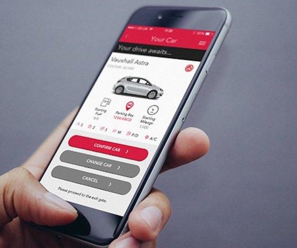 Avis rental updates bring straight-to-vehicle access