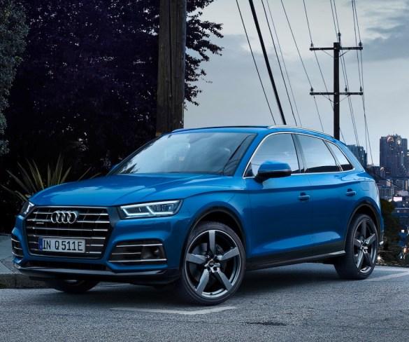 Audi Q5 to get 49g/km plug-in hybrid model