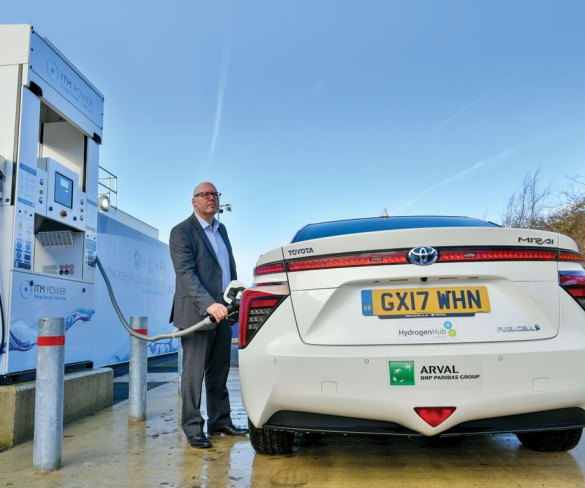 A home for hydrogen?
