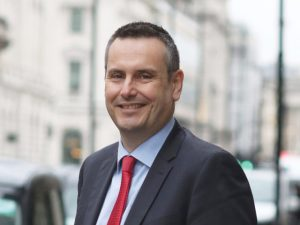 Owen Gregory, director of fleet operations, Ford UK