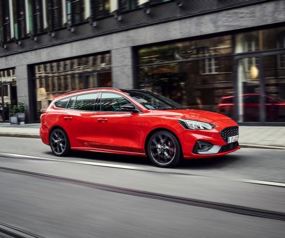 Ford Focus ST estate revealed