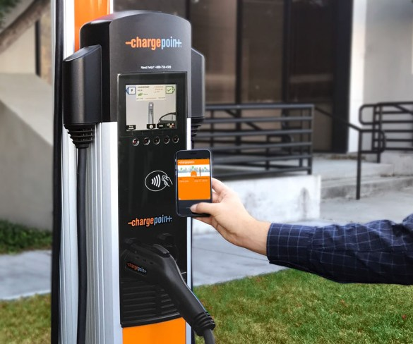 ALD partners with ChargePoint to bring end-to-end EV solution in Europe