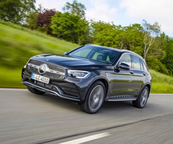First Drive: Mercedes-Benz GLC 300 d 4matic