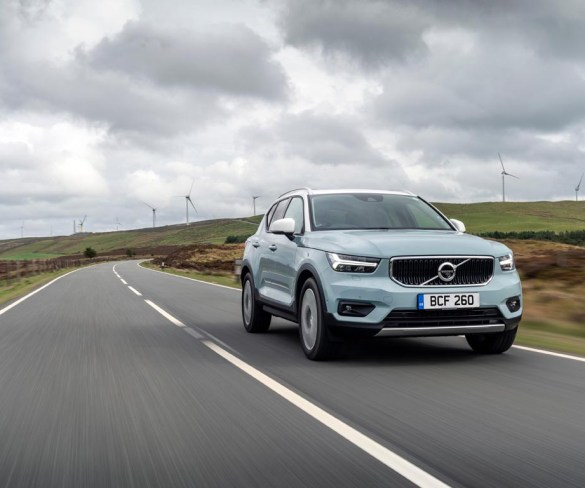 Volvo XC40 joins Asda fleet due to early WLTP compliance