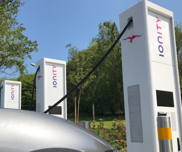 Ionity rollout across UK motorway network buoyed by Extra deal