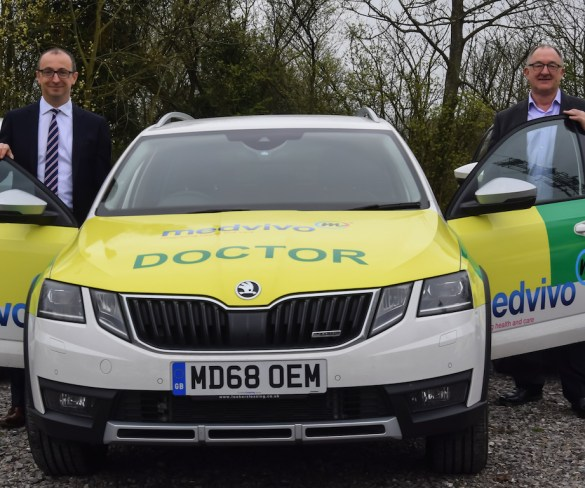 Škoda SUVs to support out-of-hours GP service