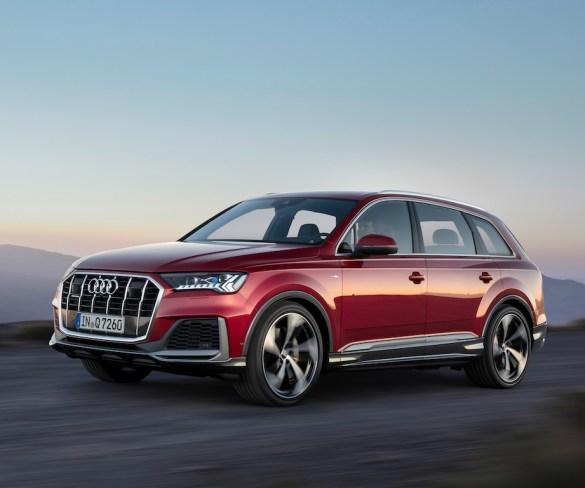RDE2 engines but no diesel PHEV for updated Audi Q7