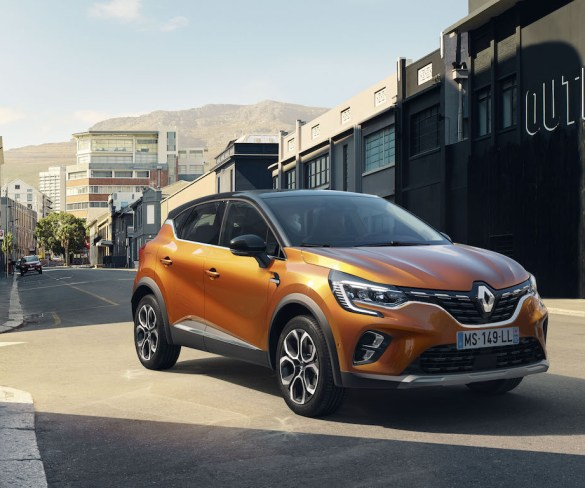 Second-gen Renault Captur brings PHEV and extra safety kit