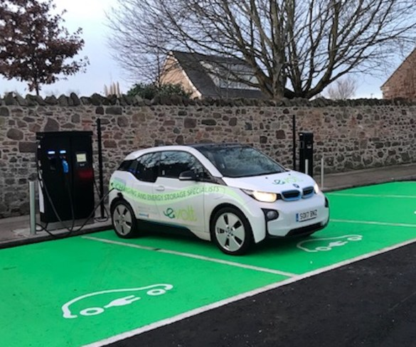Charging and range anxiety still biggest obstacles in switch to EVs, says Venson