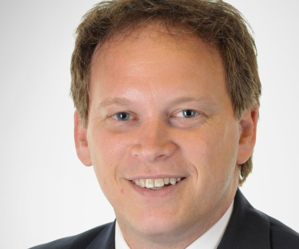 Grant Shapps appointed as new transport secretary